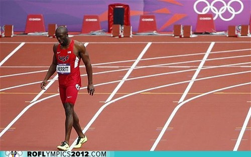 Defending 400m Champ LaShawn Merritt Fails to Qualify Out of Prelims