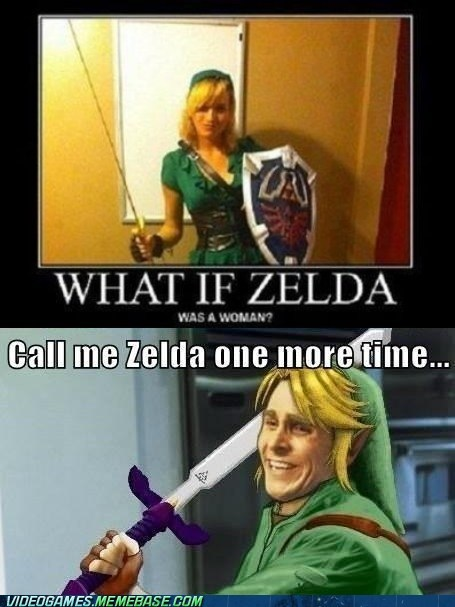 This Master Sword Will Ruin You