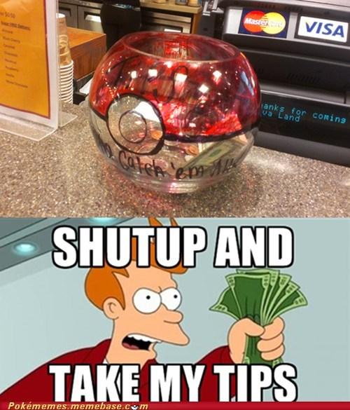 Epic Poke' Tip Jar