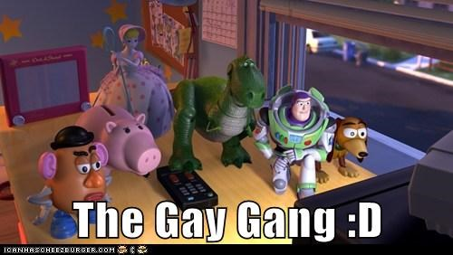 The Gay Gang :D