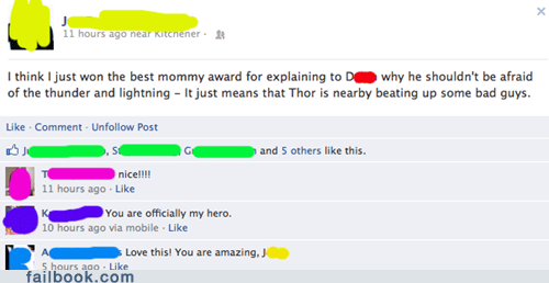 parenting,superheroes,The Avengers,Thor