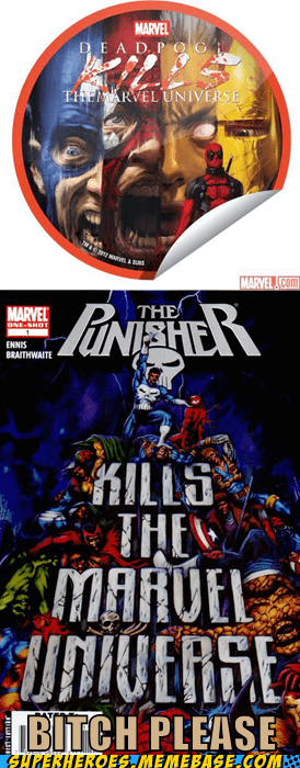 Deadpool's The New Punisher?
