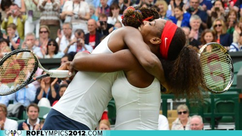 Venus and Serena Williams Win Third Gold Medal in Women's Doubles