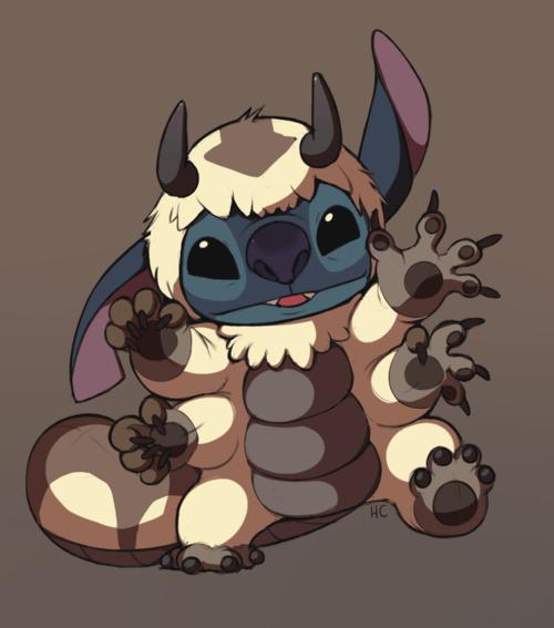 Yip Yip, Stitch!