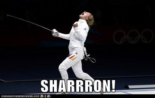 SHARRRON!
