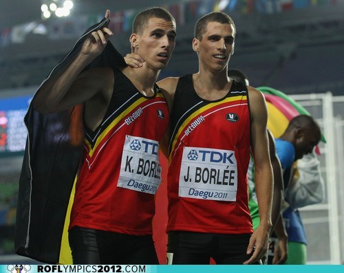 Twins Make 400m Finals and We're Confused Already