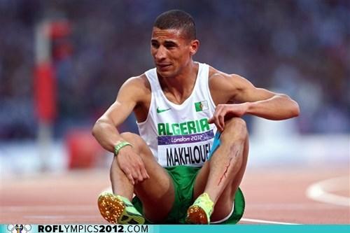 Algeria,Olympic Shenanigans,shenanigans,Taoufik Makhloufi