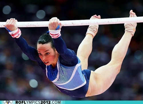 Beth Tweddle Wins First Women's Gymnastics Individual Medal for Britain