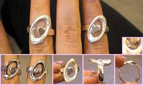 Portal Engagement Rings of the Day