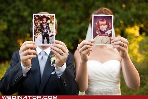 bride,children,funny wedding photos,groom,old photos,photos