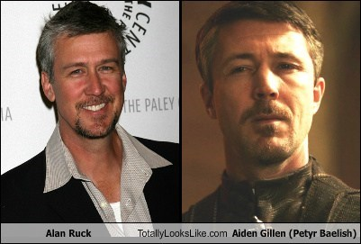 Alan Ruck Totally Looks Like Aiden Gillen (Petyr Baelish)