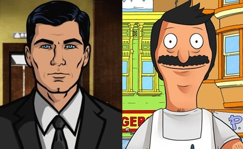 Archer/Bob's Burgers Crossover of the Day