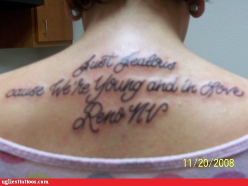 back tattoos,jealous,reno,you and in love