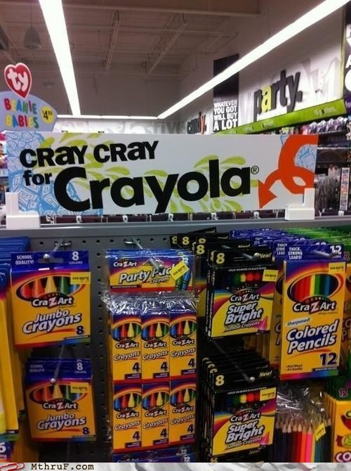 That Shelf Cray!