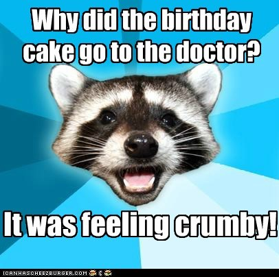 Why did the birthday cake go to the doctor?