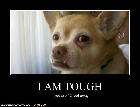 I AM TOUGH