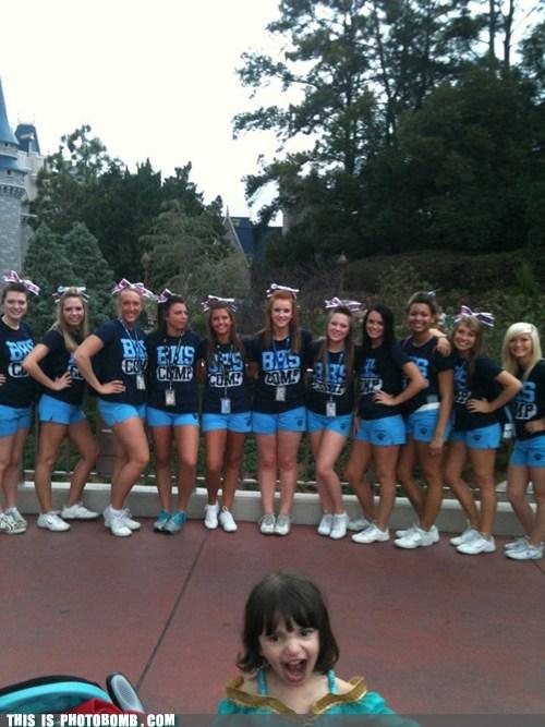 I Wanna Be a Cheerleader!