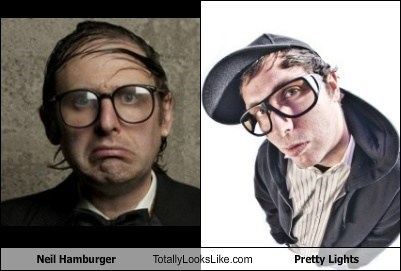 Neil Hamburger Totally Looks Like Pretty Lights