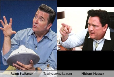 Adam Steltzner Totally Looks Like Michael Madsen