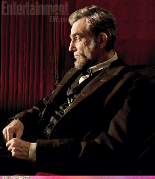 Official Film Still: Daniel Day-Lewis as Abraham Lincoln