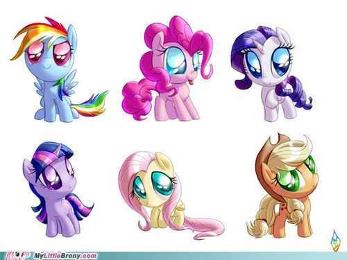 OH SWEET CELESTIA. THE CUTE. IT...OVERPOWERS ME...