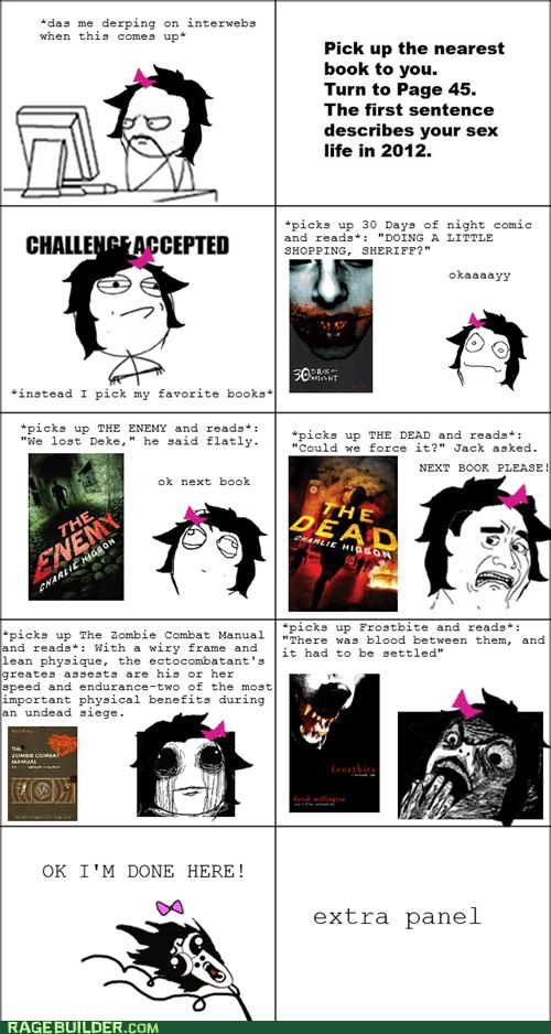 books,games,Rage Comics,sex life