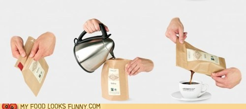 bag,coffee,danish,genius,instant