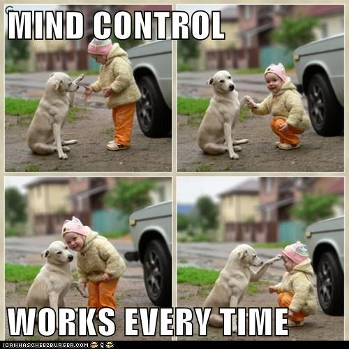 MIND CONTROL  WORKS EVERY TIME