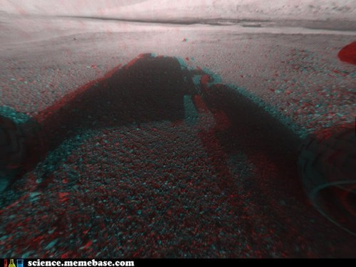 Get Your 3D Glasses and Check Out Mars!