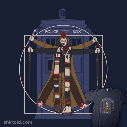 Vitr-Whovian Man of the Day