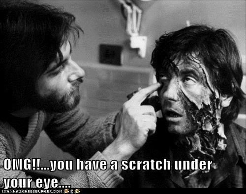 80s,actor,an american werewolf in l,an american werewolf in london,celeb,funny,griffin dunne,Movie