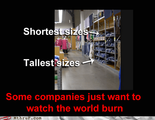 g rated,monday thru friday,shoe store,shoes,some men just want to wat,some men just want to watch the world burn