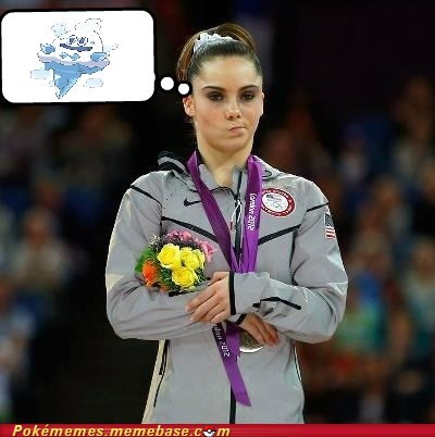 McKayla is Not Impressed With Gen Five