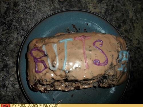 butts,cake,gross,ugly
