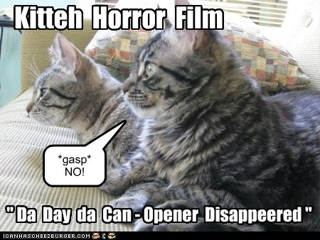Kitteh  Horror  Film