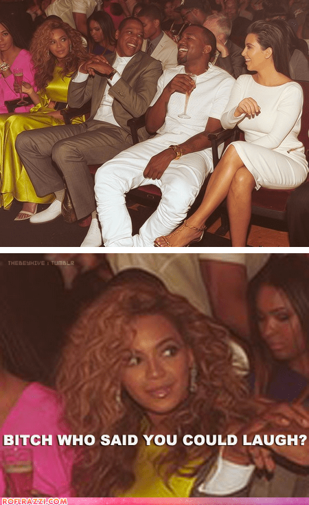 beyoncé,celeb,funny,Jay Z,kanye west,kim kardashian,Music,pop,rap,reality tv