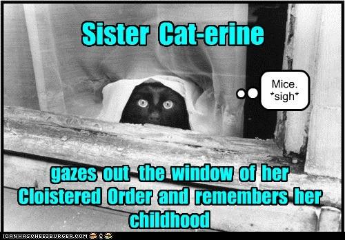 Sister  Cat-erine