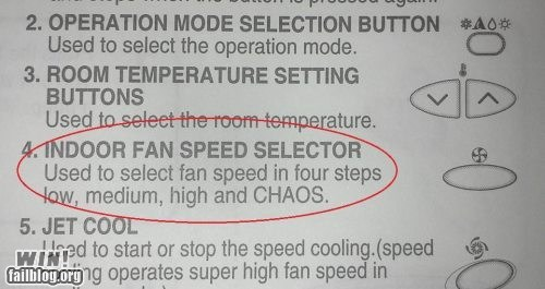 Fan Settings WIN