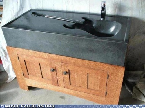 A Sink Carved From Rock (Music)