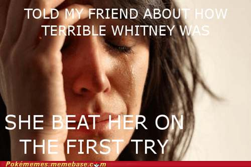 First World Whitney Problems