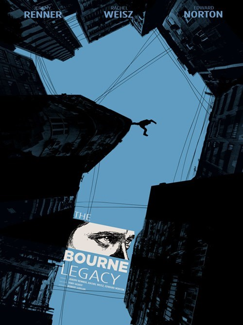 Bourne Legacy Posters of the Day