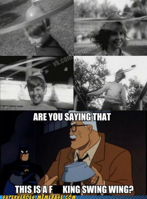 batman,kid,Super-Lols,swing wing,toys