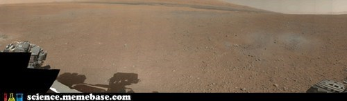 360 Degrees of the Gale Crater