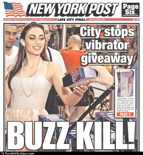 headlines,new york,political pictures,puns,vibrators
