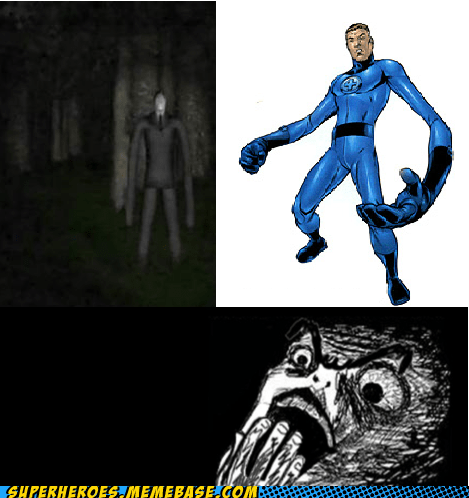 I Hear Slender Is a Fantastic Game