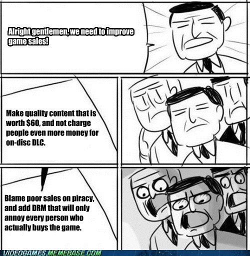 Game Company Logic