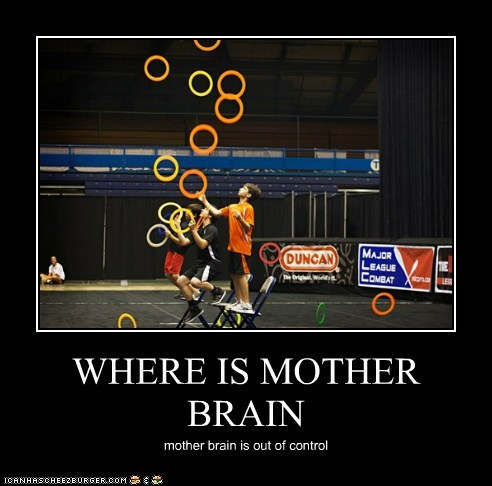 WHERE IS MOTHER BRAIN