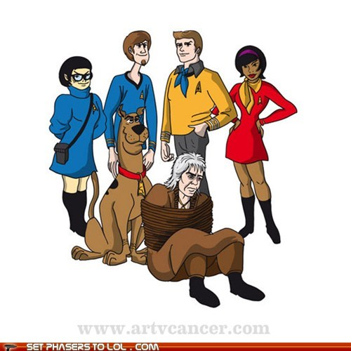Scooby Trek
