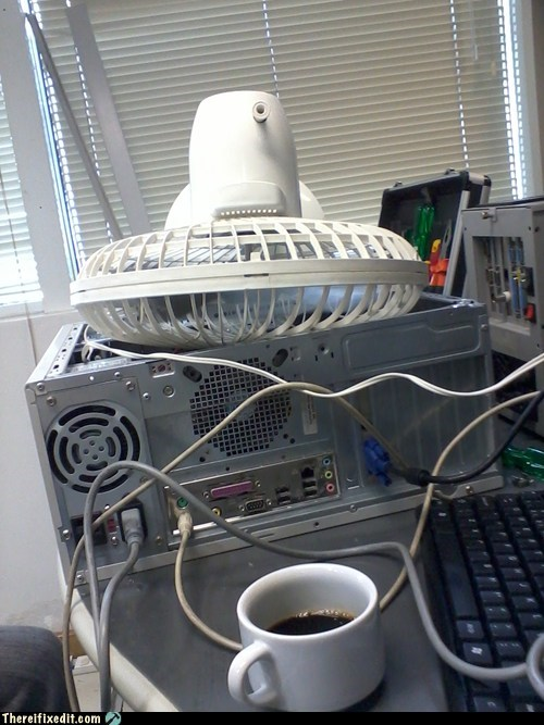 New Cooling Techniques