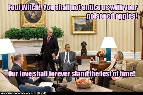 barack obama,Hillary Clinton,joe biden,political pictures